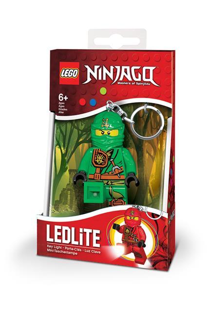 LEGO LGL-KE77L - LEGO Ninjago Lámpa - Lloyd világítós kulcstartó