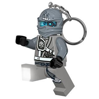 LEGO LGL-KE77Z - LEGO Ninjago lámpa - Zane világítós kulcstartó