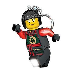 LEGO LGL-KE78 - LEGO Ninjago lámpa - Nya világítós kulcstartó