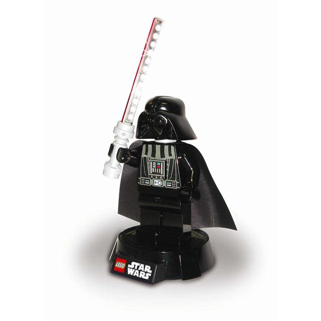 LEGO LGL-LP2B - LEGO Star Wars Lámpa - Darth Vader asz...