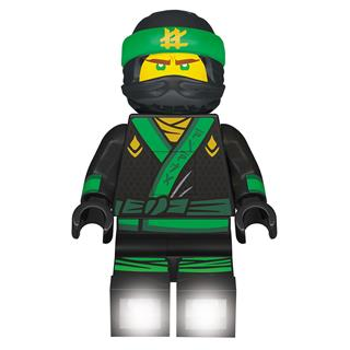 LEGO LGL-TO22L - LEGO NINJAGO - Lloyd asztali lámpa (Movie)