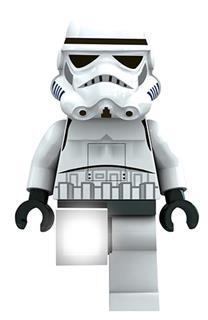 LEGO LGL-TO5BT - LEGO Star Wars - Rohamosztagos asztali lámpa