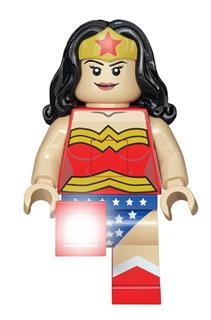 LEGO LGL-TOB25T - LEGO Super Heroes - Wonder Woman asztali lámpa