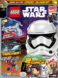 LEGO LMAG002 - LEGO Magazin - LEGO Star Wars + ajándék zacskós szet...