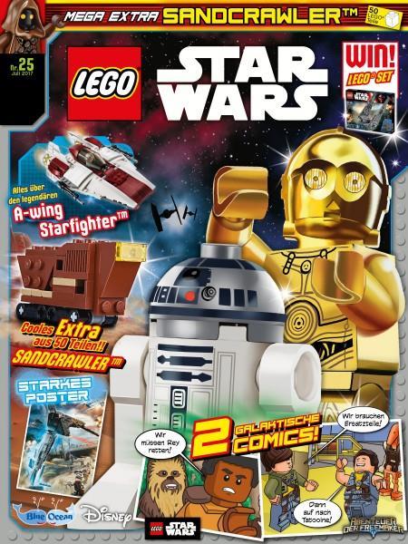 LEGO LMAG002 - LEGO Magazin - LEGO Star Wars + ajándék zac...