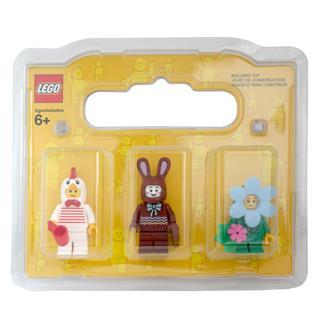 LEGO LSE121 - LEGO alkatrész - Build a Mini minifigura csomag - Hú...