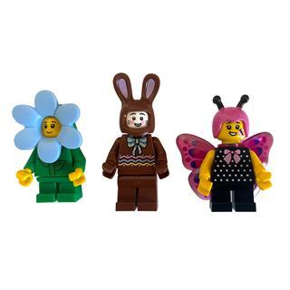 LEGO LSHP001 - LEGO Exclusive - Húsvéti minifigura csomag