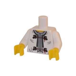 LEGO LSK056 - LEGO Alkatrészek - Minifigura torzó (056)