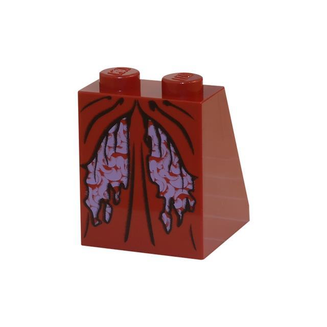 LEGO LSK065 - LEGO Alkatrészek - Minifigura láb (065)