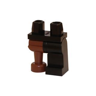LEGO LSK072 - LEGO Alkatrészek - Minifigura láb (072)