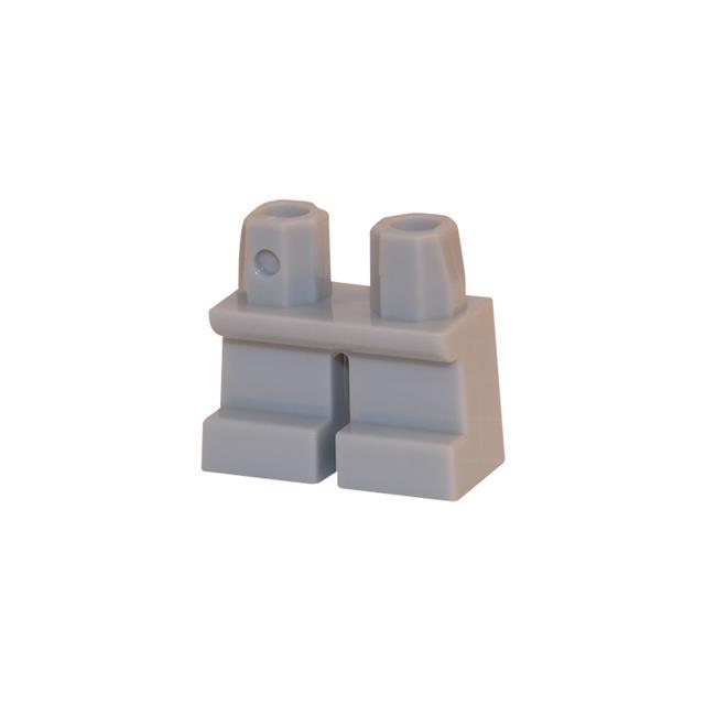 LEGO LSK076 - LEGO Alkatrészek - Minifigura láb (076)