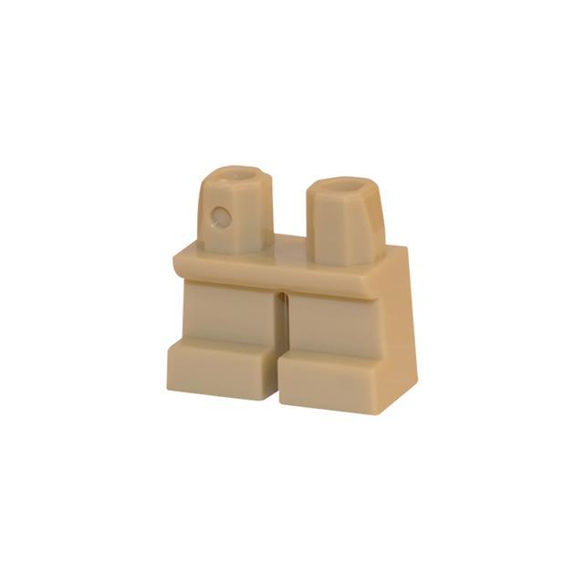 LEGO LSK077 - LEGO Alkatrészek - Minifigura láb (077)