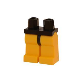 LEGO LSK079 - LEGO Alkatrészek - Minifigura láb (079)