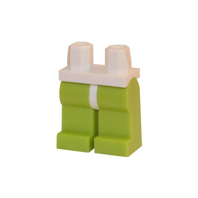 LEGO LSK081 - LEGO Alkatrészek - Minifigura láb (081)