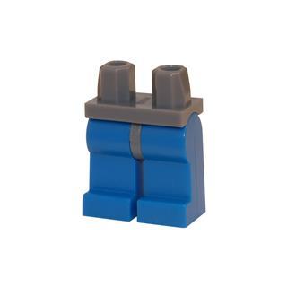 LEGO LSK082 - LEGO Alkatrészek - Minifigura láb (082)