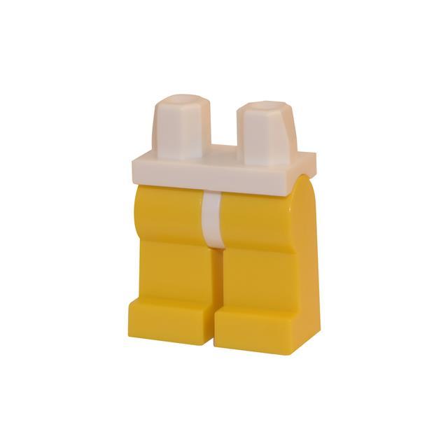 LEGO LSK083 - LEGO Alkatrészek - Minifigura láb (083)