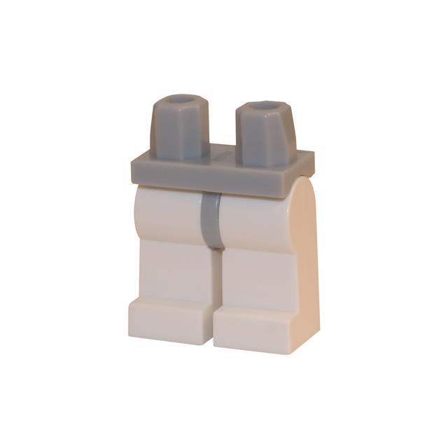LEGO LSK084 - LEGO Alkatrészek - Minifigura láb (084)