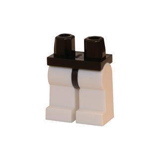 LEGO LSK085 - LEGO alkatrész - Minifigura láb