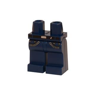 LEGO LSK101 - LEGO Alkatrészek - Minifigura láb (101)