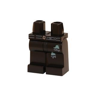LEGO LSK102 - LEGO alkatrész - Minifigura láb