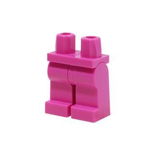 LEGO LSK1025 - LEGO Alkatrészek - Minifigura láb (1025)