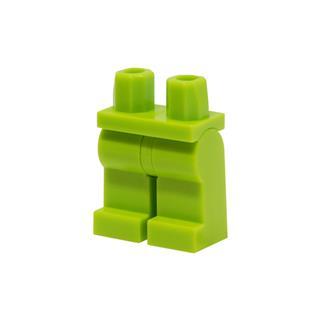 LEGO LSK1027 - LEGO Alkatrészek - Minifigura láb (1027)