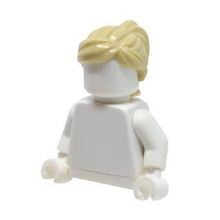 LEGO LSK1029 - LEGO Alkatrészek - Minifigura haj (1029)