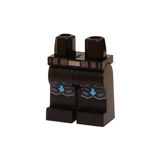 LEGO LSK103 - LEGO Alkatrészek - Minifigura láb (103)