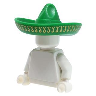 LEGO LSK1033 - LEGO Alkatrészek - Minifigura fejfedő (1033)