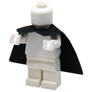 LEGO LSK1042 - LEGO Alkatrészek - Fekete palást (1042)