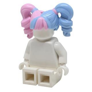 LEGO LSK1055 - LEGO Alkatrészek - Minifigura haj (1055)