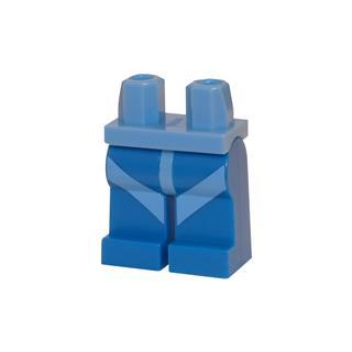 LEGO LSK106 - LEGO Alkatrészek - Minifigura láb (106)