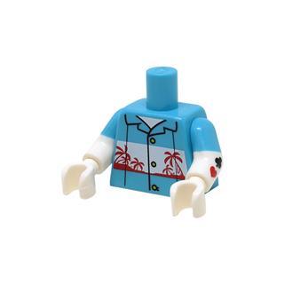 LEGO LSK1063 - LEGO Alkatrészek - Minifigura torzó (1063)