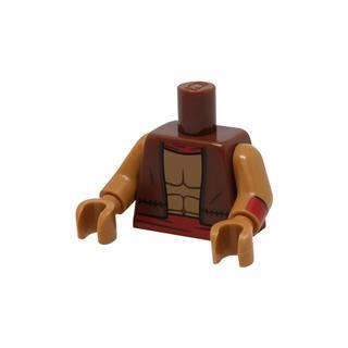 LEGO LSK1064 - LEGO Alkatrészek - Minifigura torzó (1064)