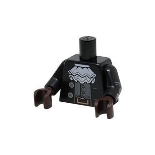 LEGO LSK1067 - LEGO alkatrész - Minifigura torzó (1067)