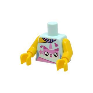 LEGO LSK1068 - LEGO Alkatrészek - Minifigura torzó (1068)