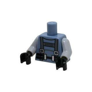 LEGO LSK1069 - LEGO alkatrész - Minifigura torzó (1069)