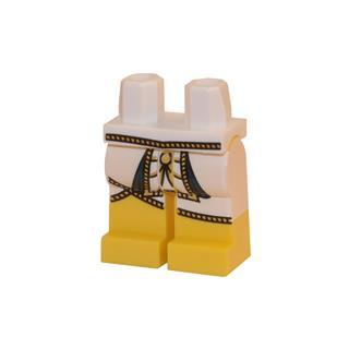 LEGO LSK108 - LEGO Alkatrészek - Minifigura láb (108)
