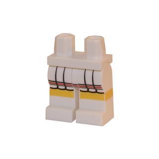 LEGO LSK109 - LEGO Alkatrészek - Minifigura láb (109)