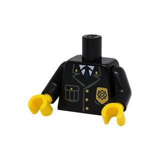 LEGO LSK1099 - LEGO Alkatrészek - Minifigura torzó (1099)