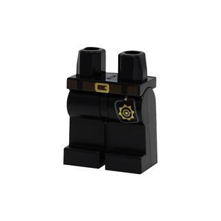 LEGO LSK1103 - LEGO Alkatrészek - Minifigura láb (1103)