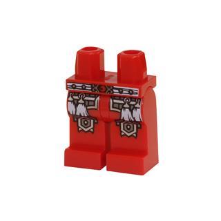 LEGO LSK111 - LEGO Alkatrészek - Minifigura láb (111)