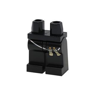 LEGO LSK1111 - LEGO Alkatrészek - Minifigura láb (1111)