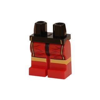 LEGO LSK113 - LEGO Alkatrészek - Minifigura láb (113)