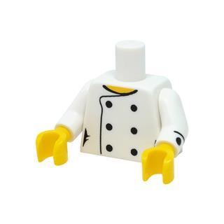 LEGO LSK1130 - LEGO Alkatrészek - Minifigura láb (1130)