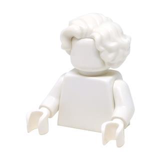 LEGO LSK1136 - LEGO Alkatrészek - Minifigura haj (1136)