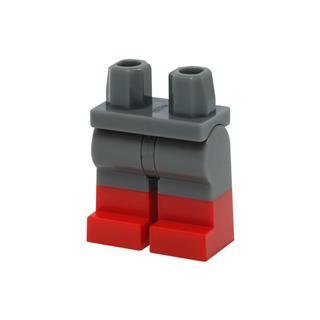 LEGO LSK1146 - LEGO alkatrész - Minifigura láb (1146)