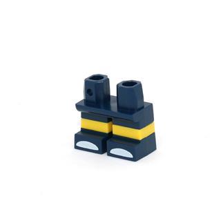 LEGO LSK1154 - LEGO Alkatrészek - Minifigura láb (1154)