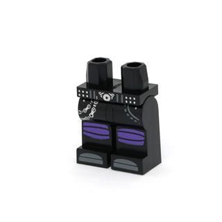 LEGO LSK1155 - LEGO Alkatrészek - Minifigura láb (1155)