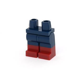 LEGO LSK1158 - LEGO alkatrész - Minifigura láb